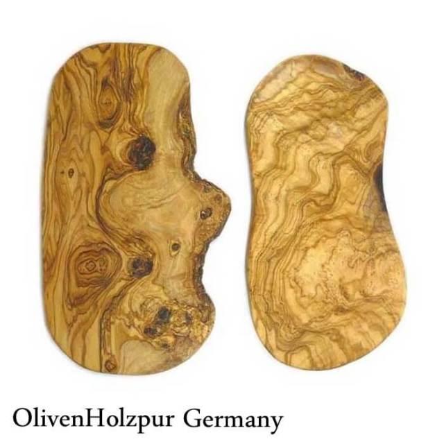 オリフェン・ホルツプア OlivenHolzpur オリーブの木まな板(35x20x2cm) 変形ナチュラル #BN35【送料無料】