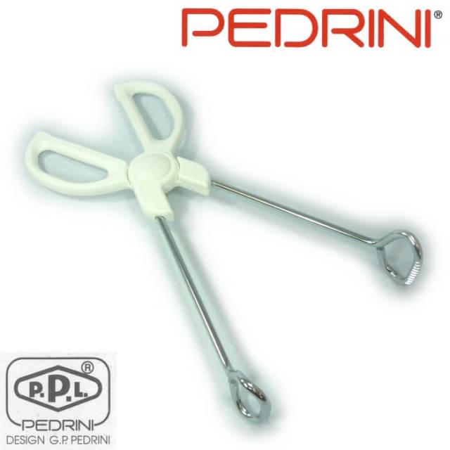 【完売】ペドリーニ PEDRINI イタリア製ユニバーサルトング(はさみ型トング) 小 【アウトレット・訳あり特価品】【Z】