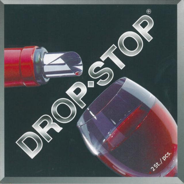 【完売】シュール Schur ドロップストップ DROP-STOP(ワインボトル口の液垂れ防止ツール)旧パッケージ仕様【動画】