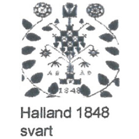 カティナット KATTINATT スポンジワイプ・キッチンワイプ(ディッシュクロス) halland 1848 svart(黒)
