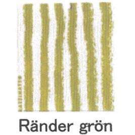 カティナット KATTINATT スポンジワイプ・キッチンワイプ(ディッシュクロス) ストライプ(緑)rander