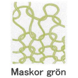 カティナット KATTINATT スポンジワイプ・キッチンワイプ(ディッシュクロス) チェーン(緑)Maskor