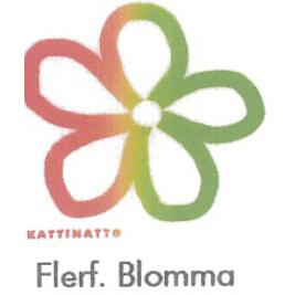 カティナット KATTINATT スポンジワイプ・キッチンワイプ(ディッシュクロス) 花(レインボー)Flerf bloomma