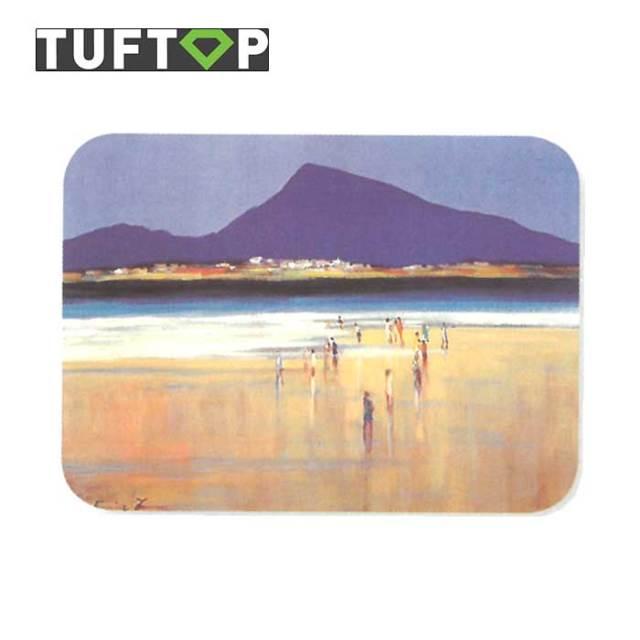 タフトップ TUFTOP ガラスまな板 『カントリー』 中【約30×40cm】【四角】シーサイド【ダンガル】