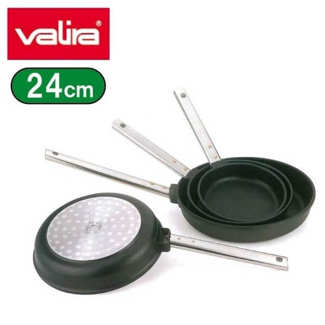 【完売】ヴァリラ バリラ Valira マイトレIHフライパン24cm【送料無料】