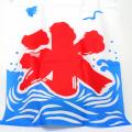 bm-013mit 氷旗 (中) 【かき氷 / 看板 / 目印】