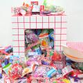 bs-237 【送料無料】当社オリジナル ラムネ菓子つかみ取り 約100人用