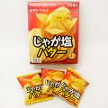 k-3-06jy 【東豊】ポテトフライ 20入 じゃが塩バター【駄菓子】