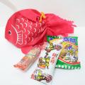 kta-056 ラッピング袋入りお菓子詰め合わせ 金魚 1個