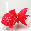 2s-rap002 ラッピング袋 金魚 1個