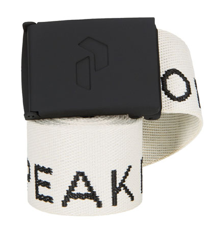 2018 PeakPerformance Rider II Belt 0AK Milk White