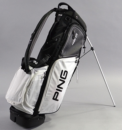 2017 Ping Hoofer White Limited Color Single Strap