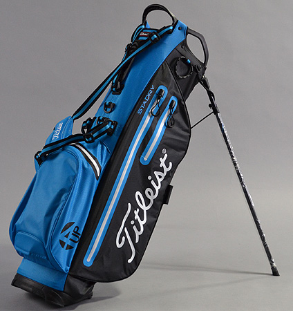 2017 Titleist 4UP StaDry™ Stand Bag Sapphire/Navy
