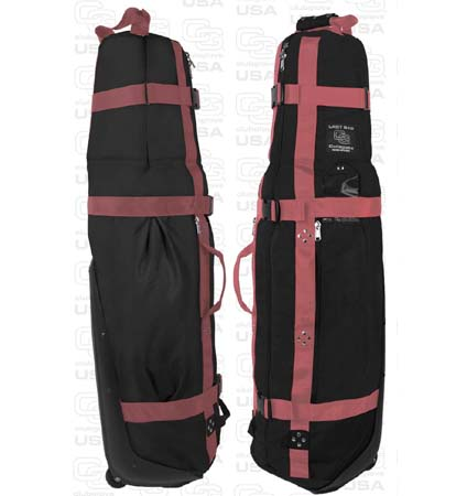 Club Glove Last Bag Collegiate Black/Pink