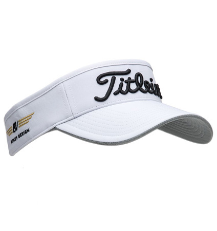 Vokey Tour Performance Visor White