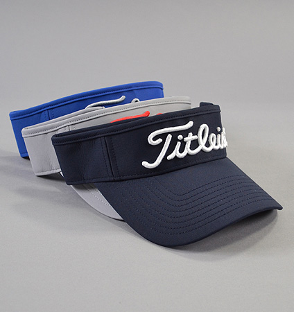 2018 Titleist Tour Performance Visor Trend Collection