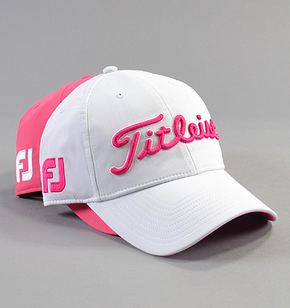 2018 Titleist Pink Out Collection Tour Performance Cap Limited Model