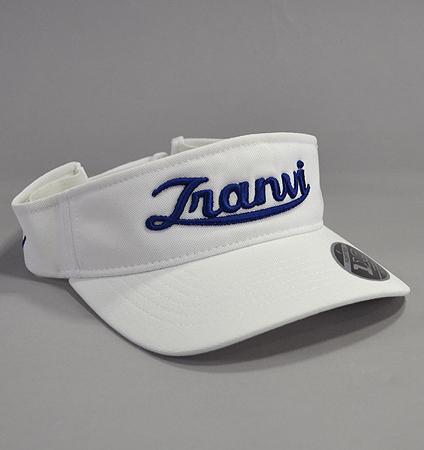 Tranvi Flexfit 110 Visor White/Navy