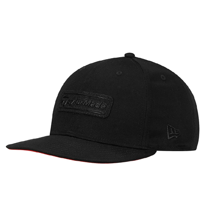 TaylorMade New Era 9Fifty SnapBack Hat Black/Red