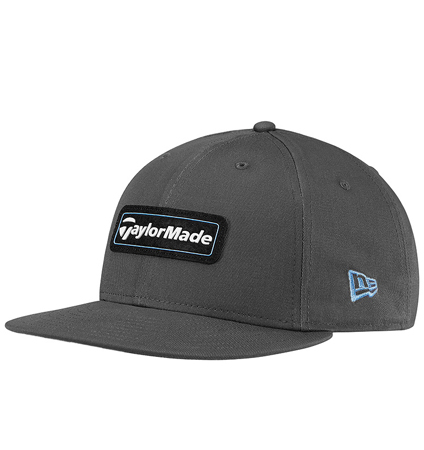 TaylorMade New Era 9Fifty SnapBack Hat Graphite/Blue
