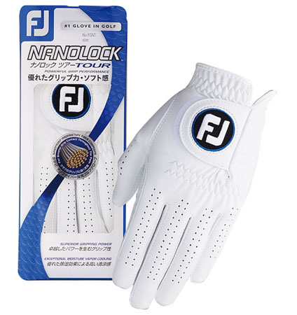 Footjoy Nanolock Tour White