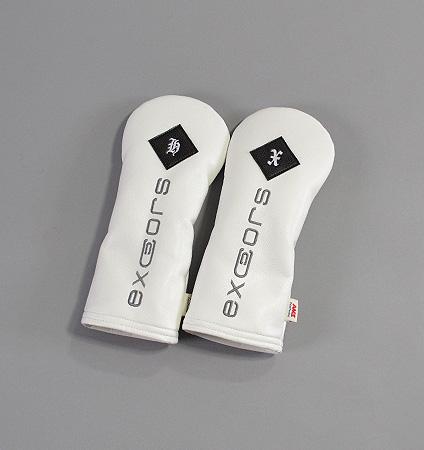 AM&E excors Hybrid Headcover Snow