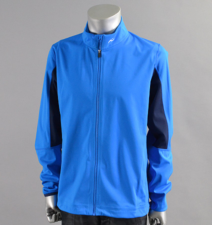 KJUS Dweight Softshell Jacket Blue
