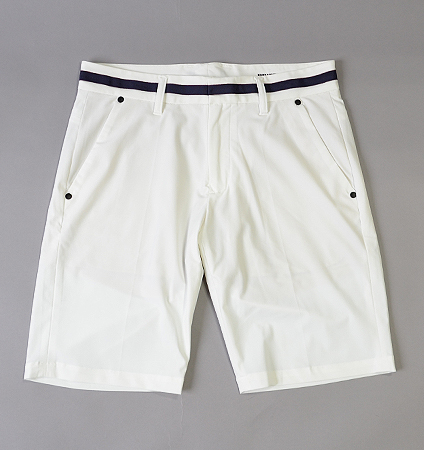 2018 BRIEFING COOLING SHORTS WHITE