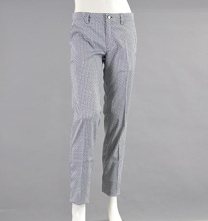 Fairy Powder FP16-1202 Print Summer Pants Gray