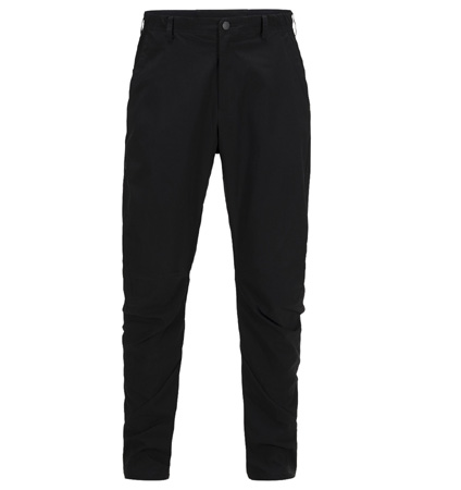 PeakPerformance Civil Pants Black