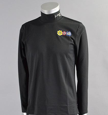 ILicca Golf IG16-5101 Super Stretch Pullover many many happy Black