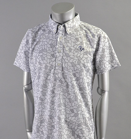 2017 Fairy Powder FP17-1105 Print BD Polo White