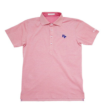 2018 Fairy Powder FP18-1104 Short Sleeve Pique Polo Red