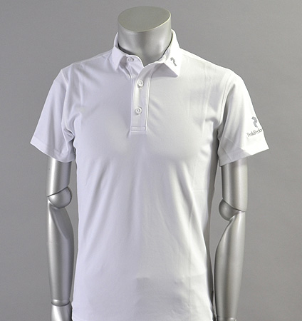 PeakPerformance G Panmore Polo NL White
