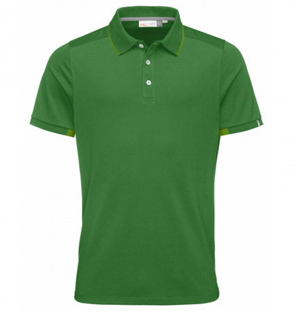 KJUS STAN POLO S/S Green