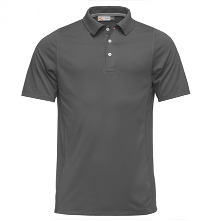 KJUS SEAPOINT ENGINEERED POLO S/S Gray