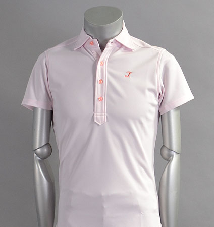 Tranvi TRSHB-018 Wide Collar Shirts Pink