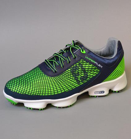 Footjoy HYPERFLEX #51007 Navy/Electric Green US Model