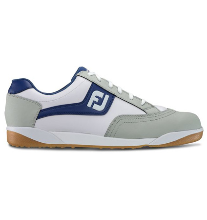 2018 FootJoy FJ Originals #45346 White/Grey/Royal