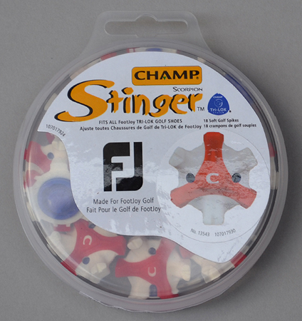 Champ Stinger Tri-Lok for Footjoy Red/White