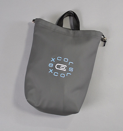 AM&E excors original Shoe Bag Charcoal