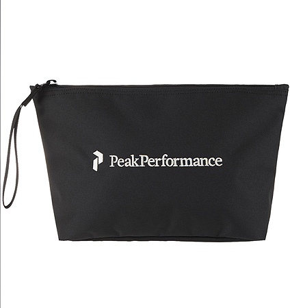 PeakPerformance Detour Travel Case Black