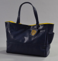 FairyPowder FP16-3800 Tote Bag Navy/Yellow