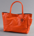 FairyPowder FP16-3800 Tote Bag Orange/Gray