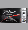 Titleist Pro V1X excors