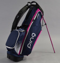 2017 Ping 4 Series Limited Color Navy/White/Pink Single Strap