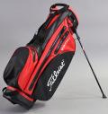 2016 Titleist StaDry™ Waterproof Stand Bag Red/Black