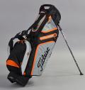2016 Titleist Ultra Lightweight Stand Bag Graphite/Grey/Orange