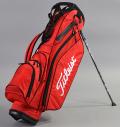 2016 Titleist Single Strap Caddie Bag Red