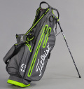 2016 Titleist 4UP StaDry™ Stand Bag Charcoal/Lime